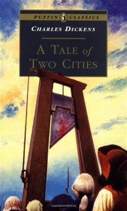 A Tale of Two Cities (Puffin Classics) REI ABR 9780140373363