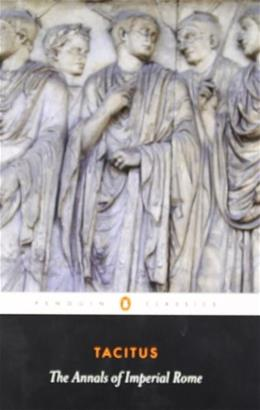 Tacitus: The Annals of Imperial Rome, by Tacitus 9780140440607
