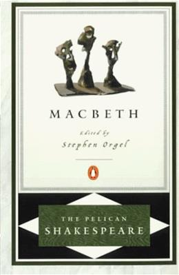 Macbeth, by Shakespeare 9780140714784