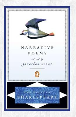 Narrative Poems, by Shakespeare 9780140714814