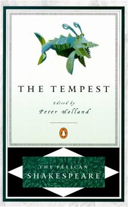 Tempest, by Shakespeare 9780140714852