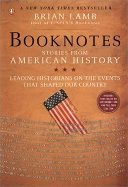 Booknotes: Stories from American History 9780142002490