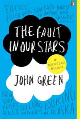 Fault in Our Stars, by Green 9780142424179