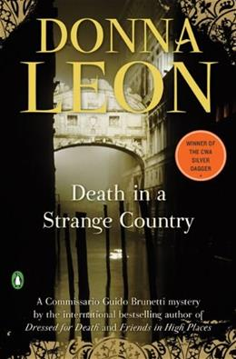 Death in a Strange Country (Guido Brunetti Series #2) by Donna Leon Trade Pape 9780143115885