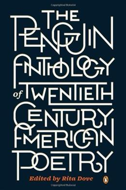 Penguin Anthology of 20th Century American Poetry, by Penguin Books 9780143121480