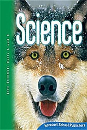 Science, by Harcourt, Grade 4 9780153609404