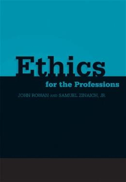 Ethics for the Professions 1 9780155069992