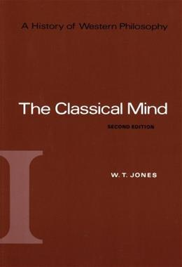 Classical Mind, by Jones, 2nd Edition 9780155383128