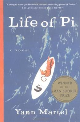 Life of Pi, by Martel 9780156027328