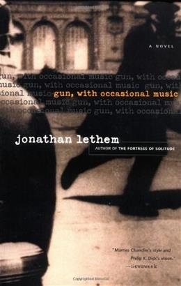 Gun, with Occasional Music (Harvest Book) 9780156028974