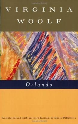 Orlando: A Biography, by  Woolf 9780156031516