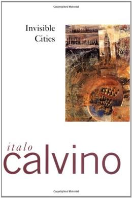 Invisible Cities, by Calvino 9780156453806
