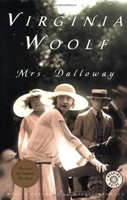 Mrs. Dalloway, by Woolf 9780156628709