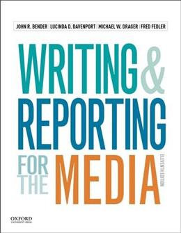 Writing and Reporting for the Media 11 9780190200886