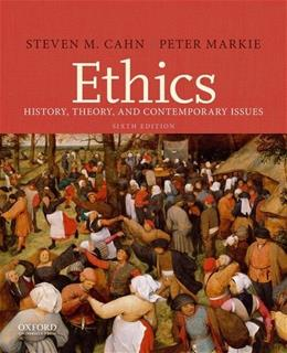 Ethics: History, Theory, and Contemporary Issues 6 9780190209803
