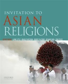 Invitation to Asian Religions, by Brodd 9780190211264