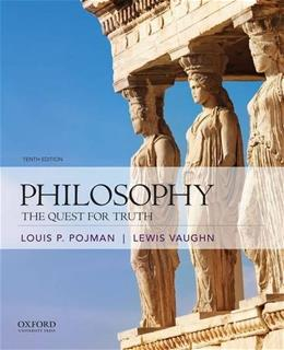 Philosophy: The Quest for Truth 10 9780190254773