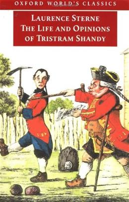 The Life and Opinions of Tristram Shandy, Gentleman (Oxford Worlds Classics) 9780192834706