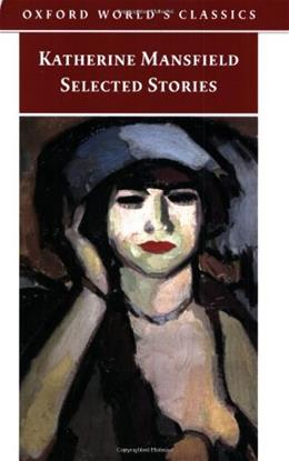 Selected Stories, by Mansfield 9780192839862