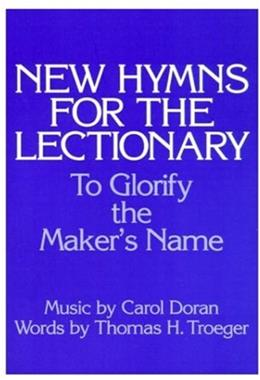 New Hymns for the Lectionary: To Glorify the Makers Name 1 9780193857292