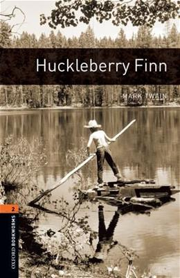 Huckleberry Finn  (The Oxford Bookworms Library:  Level 2) 9780194237475