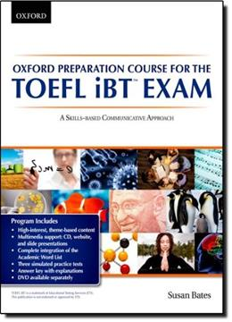 Oxford Preparation Course for TOEFL iBT Exam Pack BK w/CD 9780194326490