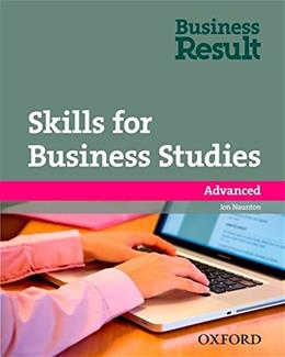 Skills for Business Studies: Advanced 9780194739498
