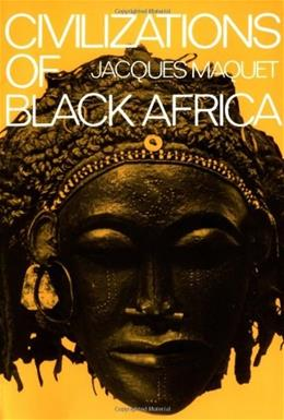 Civilizations of Black Africa (Galaxy Books) 9780195014648
