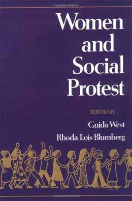 Women and Social Protest 9780195065176