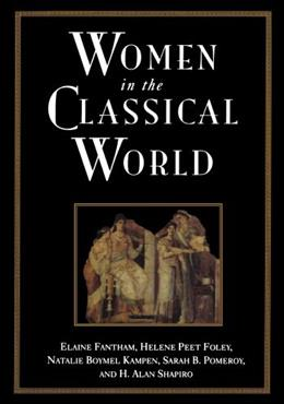 Women in the Classical World: Image and Text, by Fantham 9780195098624