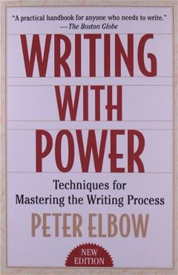 Writing With Power, by Elbow, 2nd Edition 9780195120189