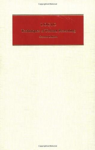 Logic: Techniques of Formal Reasoning, by Kalish, 2nd Edition 9780195155044