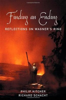 Finding an Ending: Reflections on Wagners Ring 1 9780195173598