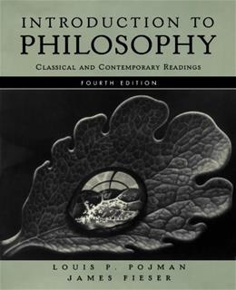 Introduction to Philosophy: Classical and Contemporary Readings 4 9780195311617
