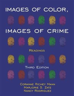 Images of Color, Images of Crime, by Mann, 3rd Edition 9780195330632