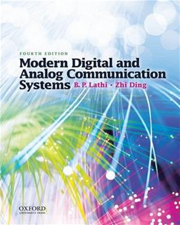Modern Digital and Analog Communication Systems 4 9780195331455