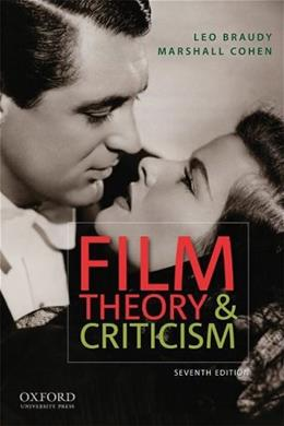 Film Theory and Criticism 7 9780195365627