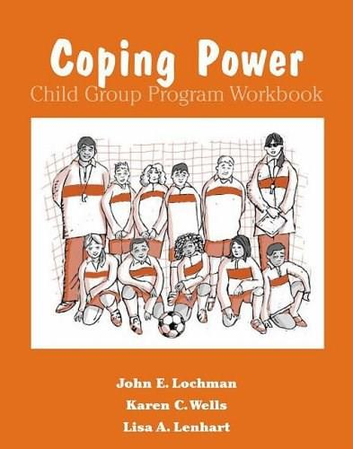 Coping Power Child Group Program Workbook: Year 1, by Lochman 9780195370812