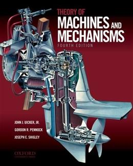Theory of Machines and Mechanisms 4 w/CD 9780195371239