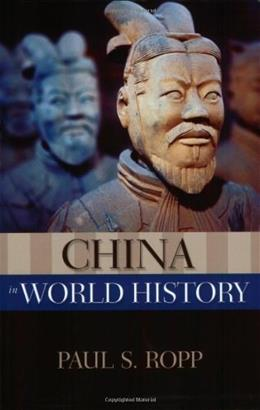 China in World History, by Ropp 9780195381955