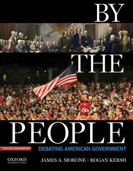 By the People: Debating American Government null 9780195383331