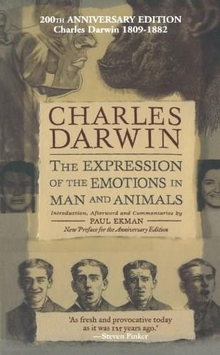 Expression of the Emotions in Man and Animals, by Darwin, 4th Anniversary Edition 9780195392289