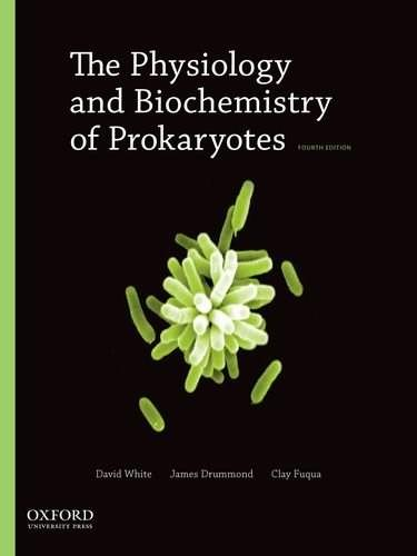 The Physiology and Biochemistry of Prokaryotes 4 9780195393040
