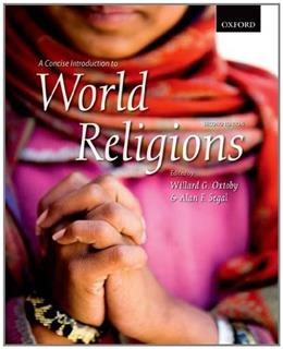 Concise Introduction to World Religions, 2nd Edition 9780195437744