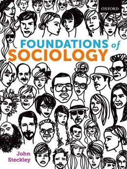 Foundations of Sociology 9780195443226