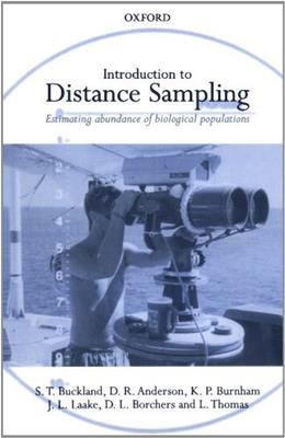Introduction to Distance Sampling: Estimating Abundance of Biological Populations, by Buckland 9780198509271