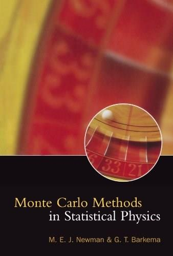 Monte Carlo Methods in Statistical Physics, by Newman 9780198517979
