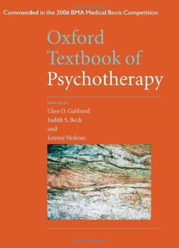 Oxford Textbook of Psychotherapy, by Gabbard 9780198520658