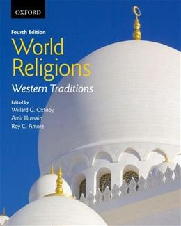 World Religions: Western Traditions 4 9780199002870