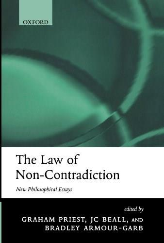 The Law of Non-Contradiction 9780199204199